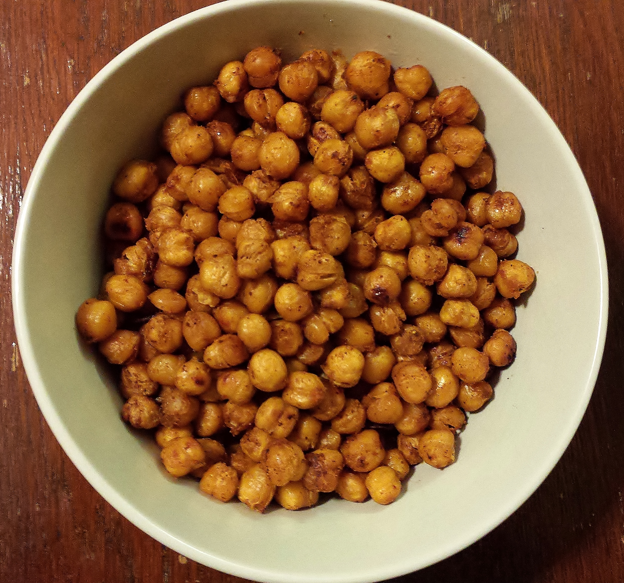how to cook chickpeas fast